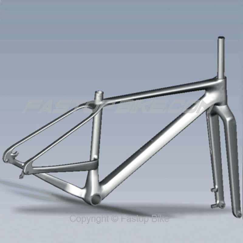 27.5+ UNSYMTB 3.0 MTB Hardtail Frame