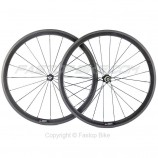 38mm Wheelset with Novatec A271/F372 Hubs