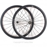 38mm TLR Wheelset with Powerway R36 Straightpull Hubs