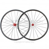 24mm Wheelset with Red Color Chosen Hubs
