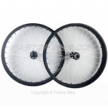 26er Fatbike 100mm Wheelset with Powerway M74 Hubs