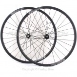 29er MTB Hookless Wheels with DT Swiss Straightpull Hubs-XD