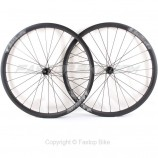 29er MTB Tubular Wheels with DT Swiss Straightpull Hubs